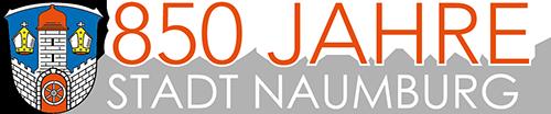 Logo 850 Jahre Naumburg